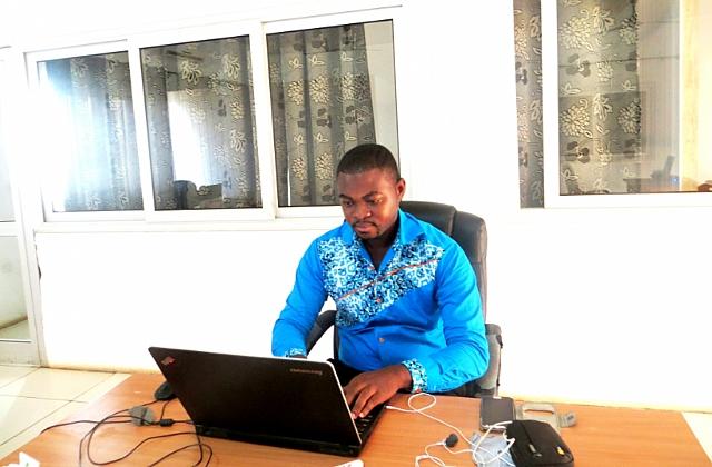ModernGhana Editor Robbed At Gun Point