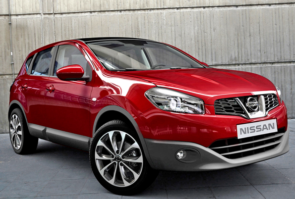 The New Nissan Qashqai Now On Sale In Ghana