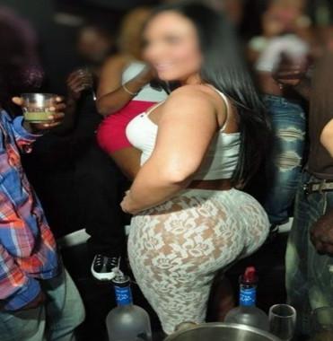 Wide ass blacks