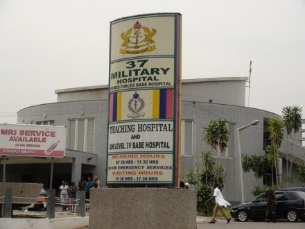 37 Military Hospital Staff Eulogised
