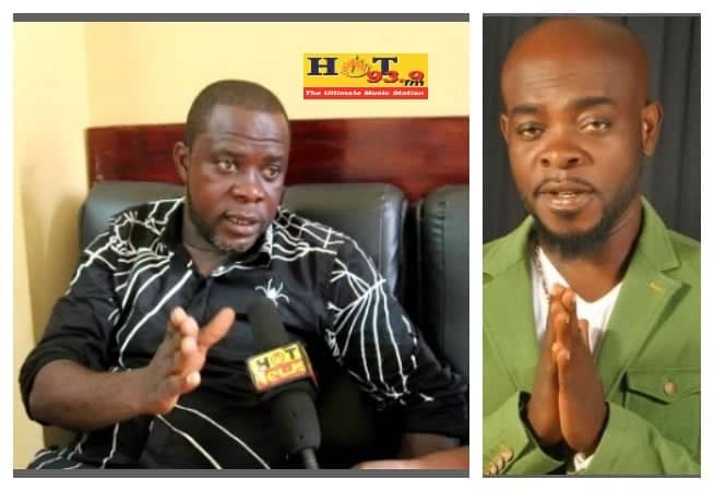 [Watch] It's Good Kofi B Died; His Death Will Boost My Career — Highlife Artist Ahenfo