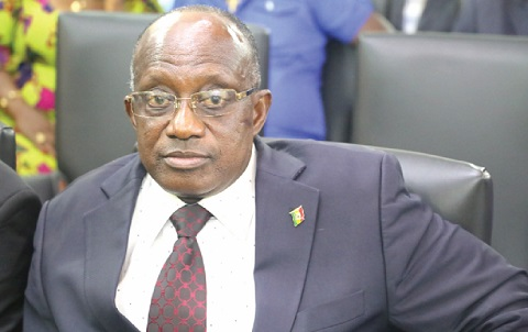 Afari, Bekwai Hospitals To Be Commissioned by November 2020 – Ash. Reg. Minister