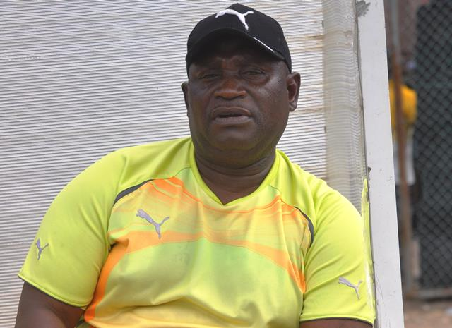 Lack Of Football Activities In Ghana Affected Our Preparations - Jimmy Cobblah