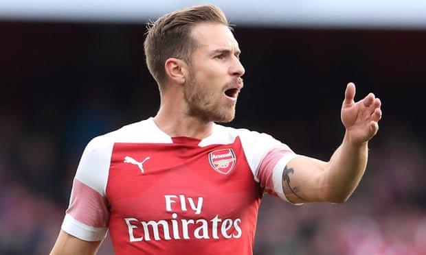 Arsenal Midfielder Ramsey Signs £400k-A-Week Deal To Join Juventus