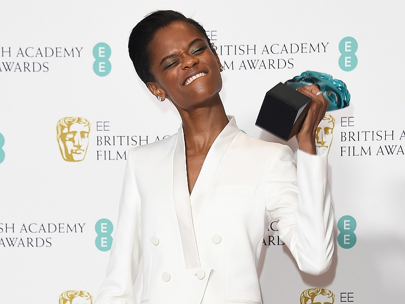 BAFTA Rising Star Award Winner Letitia Wright Glories God