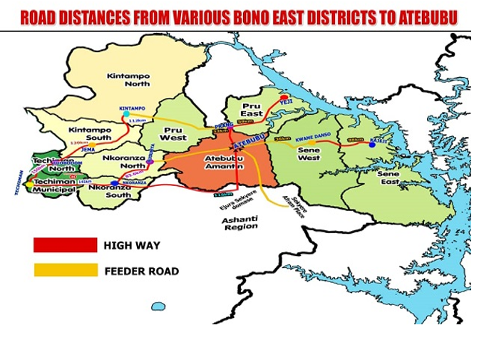 Chiefs Warn Ministers Over Influences On Bono East Regional Capital