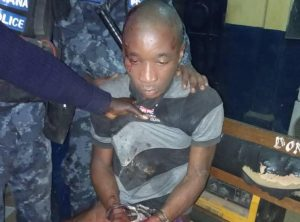 Suspected Nigerian Kidnapper 'Fingers' CID Officer For Assisting Him Escape From Cell