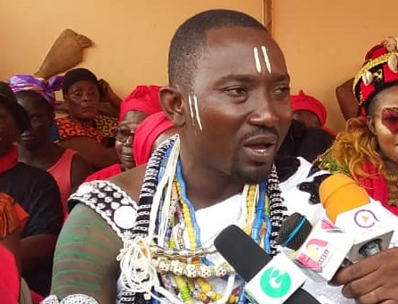 Nene Tetteh Waka III Is New Paramount Chief Of Prampram