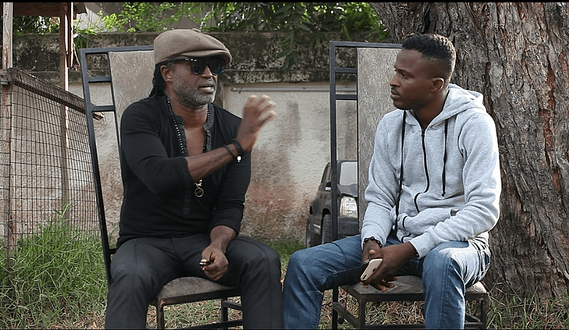 I will campaign for Okyeame Kwame to be President of Ghana – Reggie Rockstone (Video)