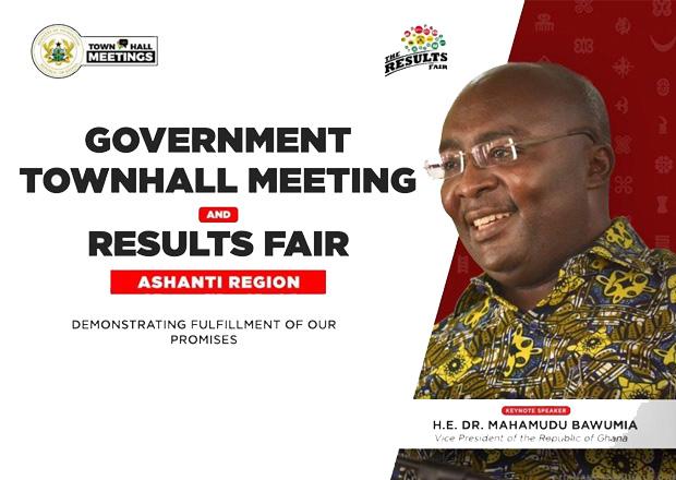 [Full Text] Bawumia Addresses Town Hall Meeting In Kumasi