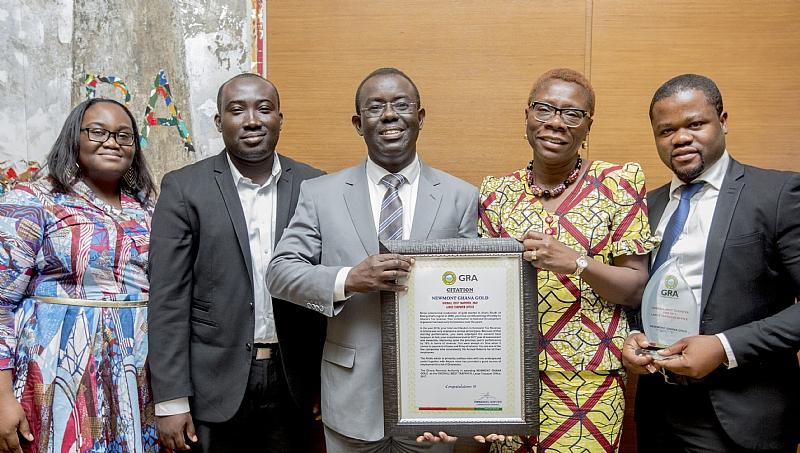 Ghana: Newmont Ghana Contributes Over GHC560m To Ghana's Tax Revenue