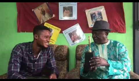 Nana Ampadu Crowns Nana Tito As The Next Hilife King