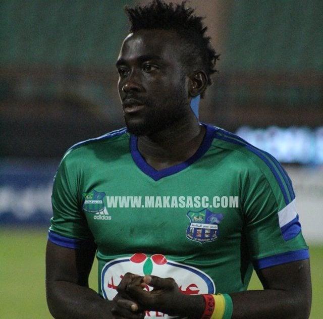 Zamalek Include Striker Nana Poku In Confederation Cup squad ...