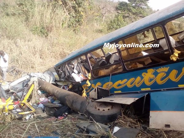 thesis on road accident in ghana Traffic unit of the planning division of the ghana highway authority (gha) for the study roads (ghana highway authority, 2008 [10]) additional traffic surveys were conducted for sections of the study roads for.