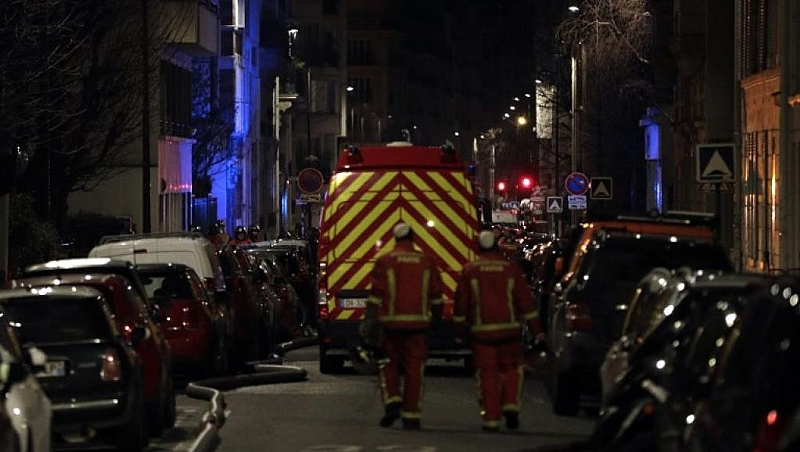 Paris arson suspect has long history of psychiatric issues