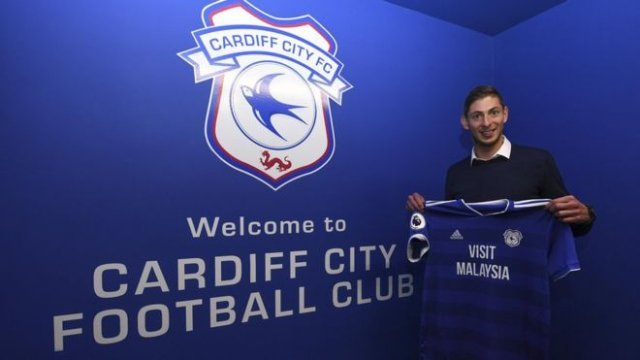 Emiliano Sala: Nantes Demand Transfer Fee From Cardiff City