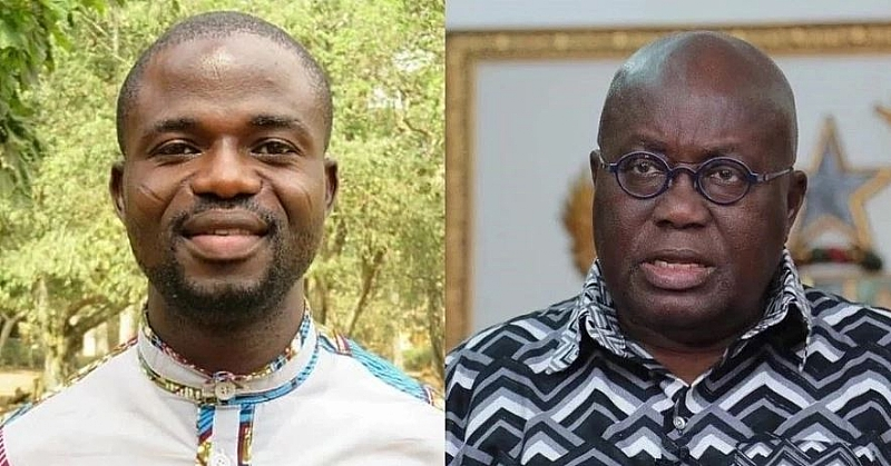 The Man Nana Addo: Manasseh's Lament