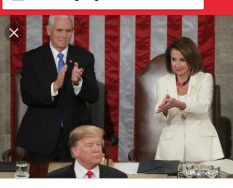 Nancy Pelosi Versus Donald Trump: The One Statement That Brought Two Rivals Into An Agreement