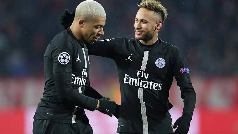 Mbappe admits 'We spoiled the party' after crushing PSG defeat by Man Utd