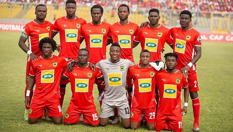 CAF CONFED CUP: Kotoko Fight Back To Draw 1-1 With Al Hilal