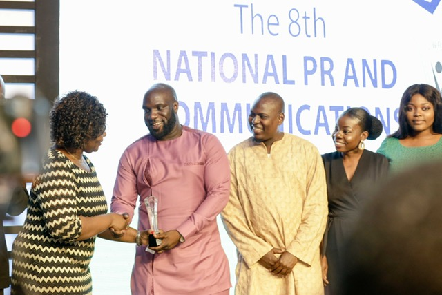 IPR Awards: Stratcomm Africa Shines Again