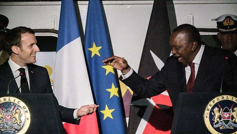 France Signs 2bn Euro Worth Of Infrastructure Deals In Kenya