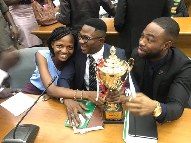 UG Heads To London After Winning Commonwealth Day Debate