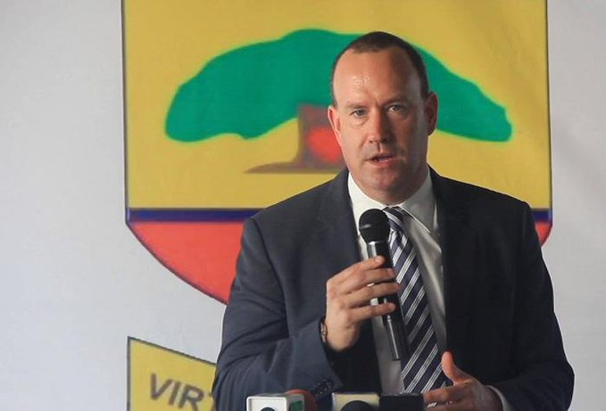 BREAKING NEWS: Mark Noonan Quits Hearts of Oak; Frederick Moore Named As New CEO