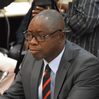 Minister Kweku Cheremeh Eject Butchers, Purchase Land And Built Fuel Station For His 17year-Old Son