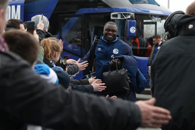 Gerald Asamaoh Named As Schalke 04 New Manager