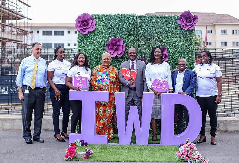 Dr. Joyce Aryee Inspires Vivo Energy Women
