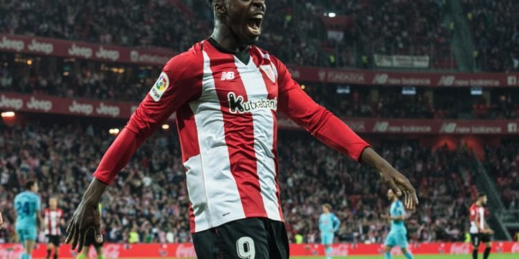 Inaki Williams On Target As Athletic Bilbao Beat Partey's ATM