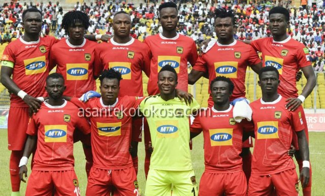 Asante Kotoko Fail To Progress To CAF CC QF After Zesco Defeat