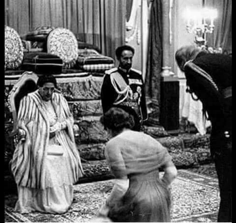 His Imperial Majesty Haile Selassie: When We Were Kings