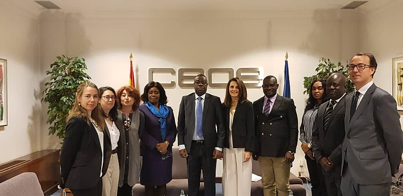 NEIP Solicits Support From Spanish Government To Boost Entrepreneurship In Ghana