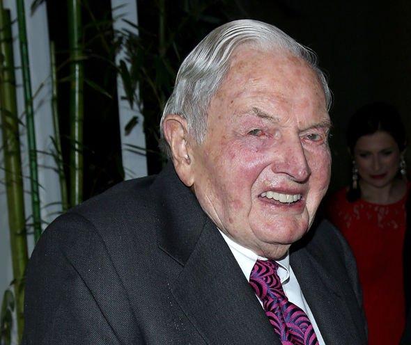 David Rockefeller Dies @ 101