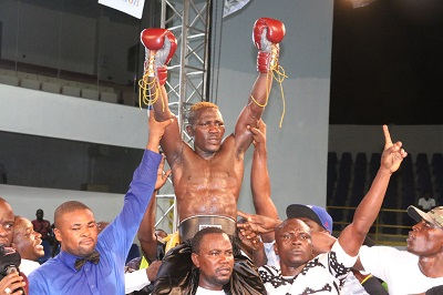 Patrick 'Alligator' Ayi calls Michael Ansah 'The One Bullet' For A Boxing Battle