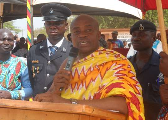2020 Elections: Avoid Inflammatory Comments – Sunyani West MCE Advises