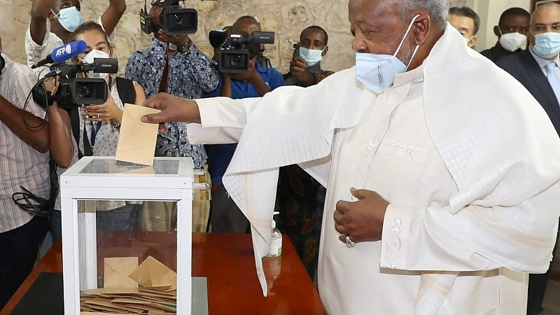 Djibouti veteran ruler Guelleh wins election landslide