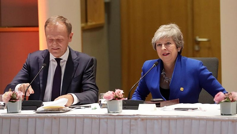 EU And London Agree To 6-Month Brexit Delay