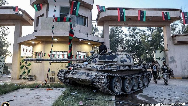 Fight For Tripoli Intensifies As UN Prepares Talks