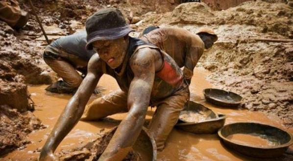 "Is Ghana trading its ""green gold"" for its non- renewal ""yellow"" Gold? -The Impact of Galamsey on Agriculture"