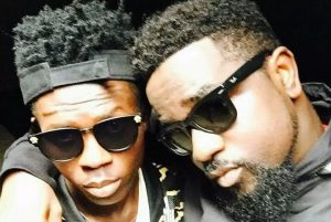 Rapper Strongman Quits Sarkodie's Record Label
