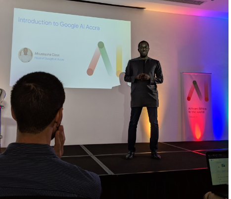 Google Opens Artificial Intelligence Lab To Tackle African Problems
