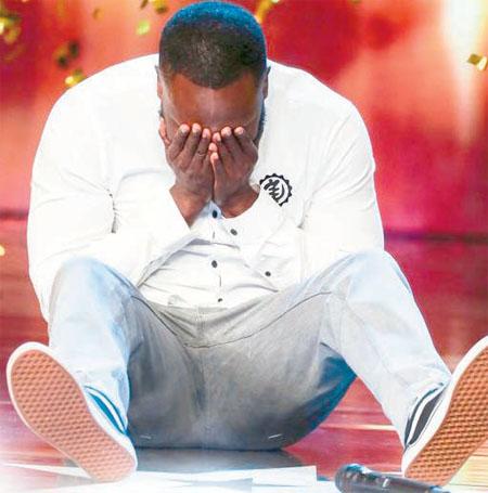 Kojo Anim Shocks Judge On Britain's Got Talent