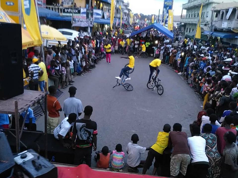 West Side Fest 2019: Sleeky Promotions Collaborates With MTN, Skyy Media Group