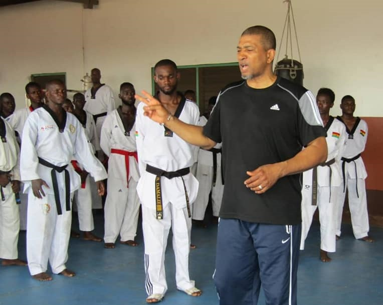 42 Taekwondo Coaches Certified After IOC / GOC DNSS Course