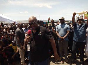 Mahama Says Ghanaians Will Judge Between NDC And NPP