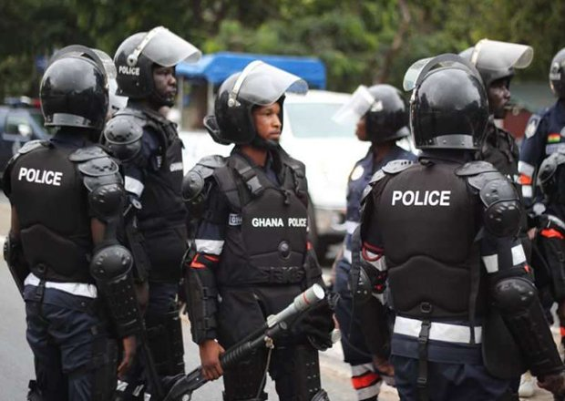 Police Swoop On Nigerians Discovered Kidnapped Estonia Consular General