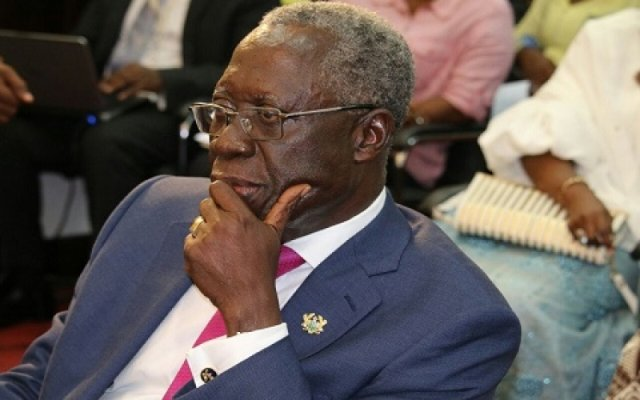 Akufo-Addo On Pressure To Fire Osafo-Maafo Over Galamsey Blander